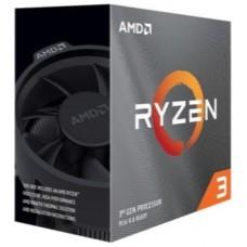 AMD RYZEN 3 3300X AM4 (Espera 4 dias) en Huesoi