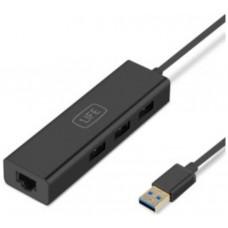 1LIFE HUB USB 3.0 con 4 puertos en Huesoi