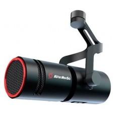AVerMedia AM330 (XLR MIC) micrófono Negro Micrófono para PC (Espera 4 dias) en Huesoi
