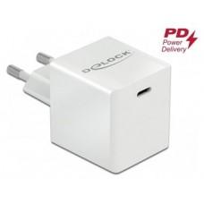 Delock Cargador USB compacto Type-C PD 3.0 40W en Huesoi