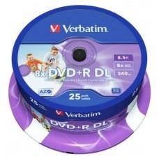 VERBATIM-DVD 25 R DL en Huesoi