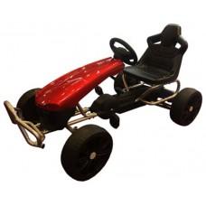 Kart Pedales Supreme Red Edition - Sin caja original (Espera 2 dias) en Huesoi