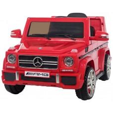 Coche Infantil Eléctrico Mercedes Benz G65 (Licencia Oficial) Rojo (Espera 2 dias) en Huesoi