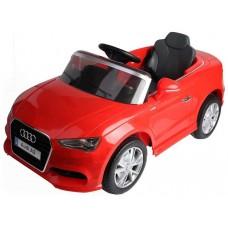 Coche Infantil Eléctrico Audi A3 Rojo (Espera 2 dias) en Huesoi