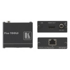 Kramer Electronics PT-572+ extensor audio/video Receptor AV Negro (Espera 4 dias) en Huesoi