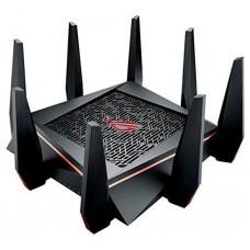 ASUS ROG Rapture GT-AC5300 router inalámbrico Tribanda (2,4 GHz/5 GHz/5 GHz) Gigabit Ethernet Negro (Espera 4 dias) en Huesoi