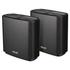 ASUS ZenWiFi AX (XT8) router inalámbrico Gigabit Ethernet Tribanda (2,4 GHz/5 GHz/5 GHz) Negro (Espera 4 dias) en Huesoi