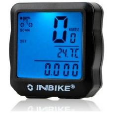 Cuentakilómetros Digital Multifunción Bicicleta Inbike IC528 (Espera 2 dias) en Huesoi