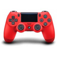 GAMEPAD SONY PS4 DUALSHOCK RED V.2 en Huesoi