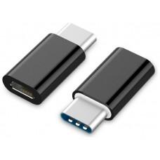 ADAPTADOR GEMBIRD TIPO C 2.0 A MICRO USB MACHO HEMBRA en Huesoi