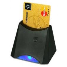 Active Key Lector smart card. USB Negro en Huesoi