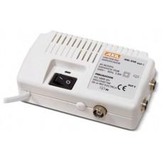 AMPLIFICADOR TV AXIL PARA INTERIOR (UHF/VHF) 2 SALIDAS en Huesoi