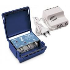 AMPLIFICADOR LTE ENGEL BLINDADO 2 ENTRADAS 40dB (UHF) en Huesoi