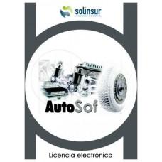 SOFTWARE AUTOSOF LICENCIA ADICIONAL ELECTRO GESTIO (Espera 4 dias) en Huesoi