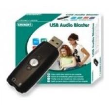 EWENT EW3751 Adaptador Usb soundcard 5.1 en Huesoi
