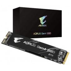 2 TB SSD M.2 2280 AORUS NVME Gen4 PCIe GIGABYTE (Espera 4 dias) en Huesoi