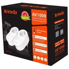 ADAPTADOR PLC TENDA POWERLINE PH6 KIT en Huesoi