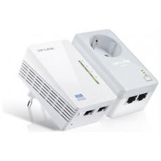 ADAPTADOR POWERLINE TP-LINK AV500 WIFI-DESPRECINTADO (Espera 4 dias) en Huesoi