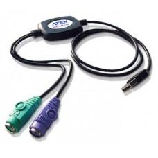 ATEN Adaptador PS/2 a USB (90 cm) (Espera 4 dias) en Huesoi