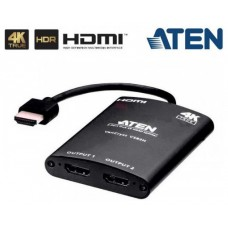 ATEN DISTRIBUIDOR HDMI TRUE 4K DE 2 PUERTOS (VS82H-AT) (Espera 4 dias) en Huesoi
