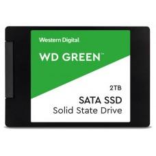 2 TB SSD GREEN 3D WD (Espera 4 dias) en Huesoi
