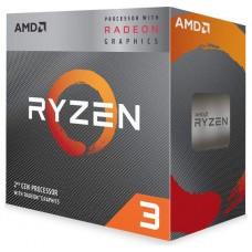 AMD RYZEN 3 3200G 3.6GHZ 4 CORE 6MB SOCKET AM4 BULK MULTIPACK + DISIPADOR (Espera 4 dias) en Huesoi